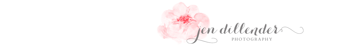Jen Dillender Photography, Austin TX Wedding & Lifestyle Photographer logo